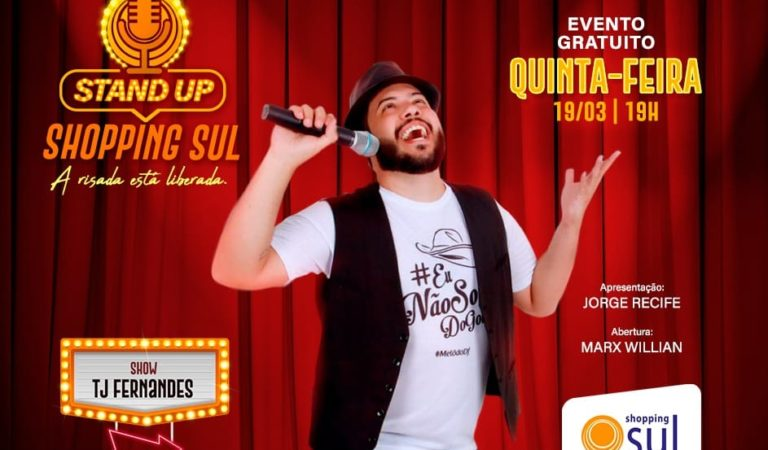 Stand Up em Shopping Sul