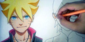 Criatividade para o Desenho anime ou mangá