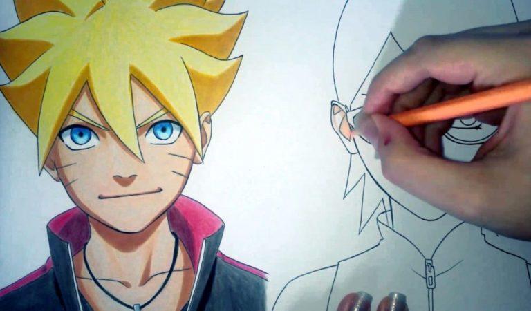 Guia de iniciantes para o Desenho anime ou mangá.
